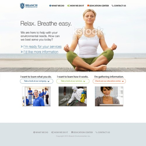 Runner-up design by brandbuilder