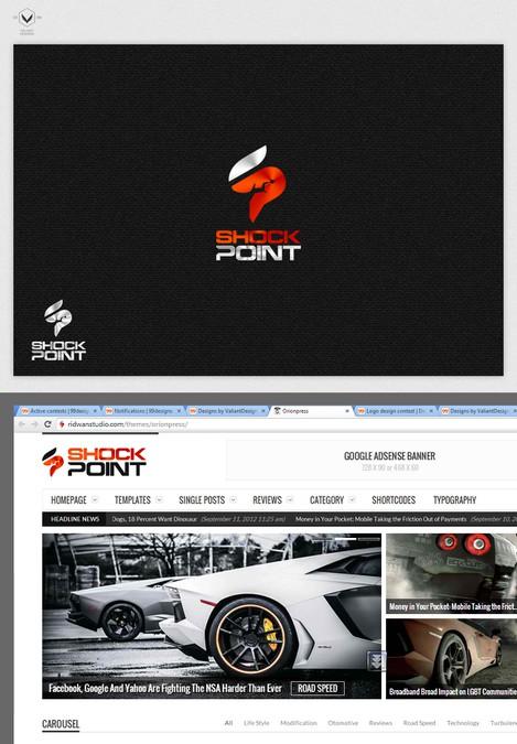 Gewinner-Design von ValiantDesigns™