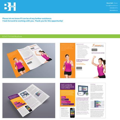 Runner-up design by BH Creative