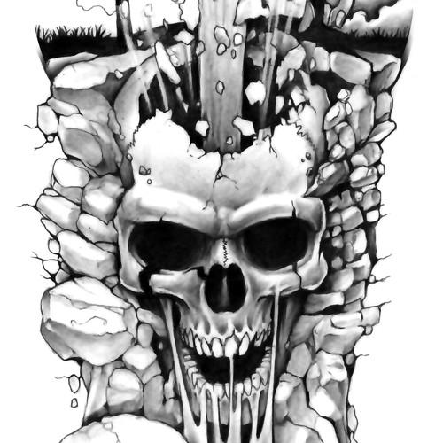 Diseño finalista de baduy graphic