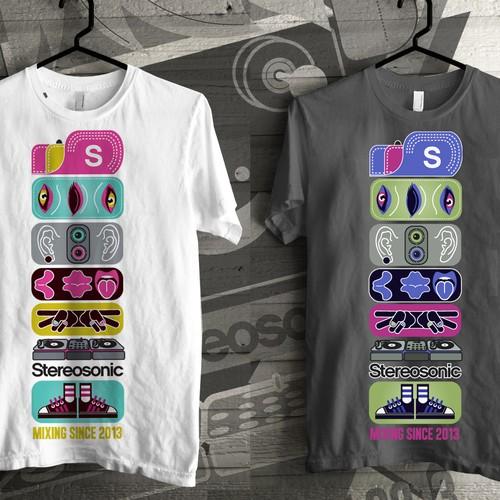 Runner-up design by ArtDsg