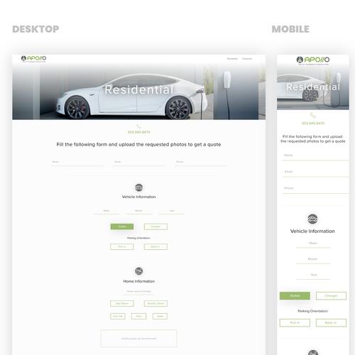 Runner-up design by designkilla
