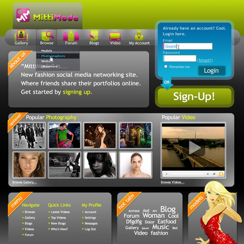 Ontwerp van finalist CreativeLabs
