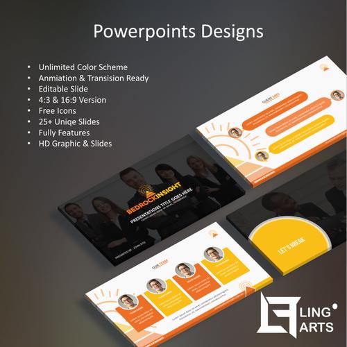 Runner-up design by Lingga Aji Andika