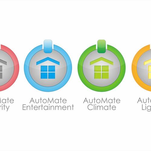 Logo Design For Home Automation Company