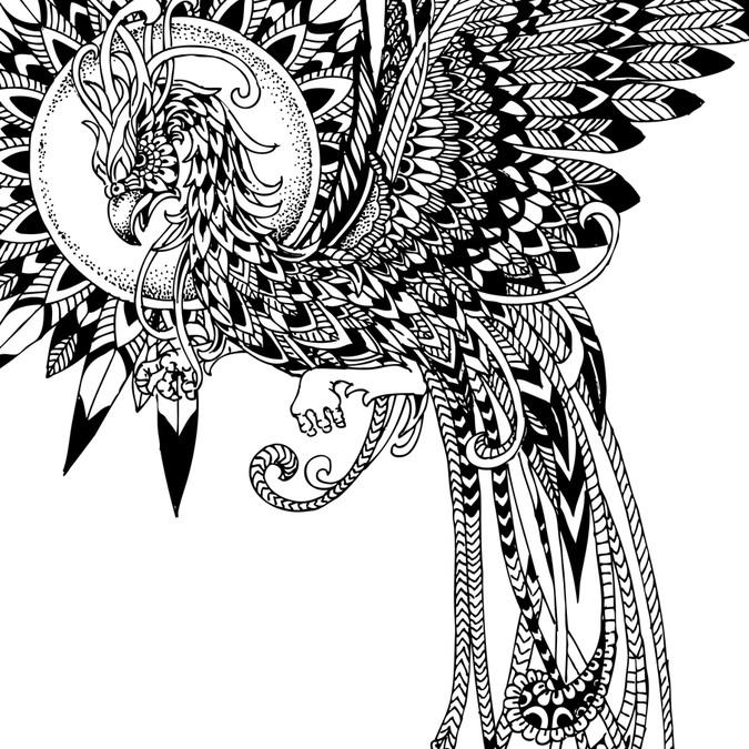 Design vencedor por RadeM