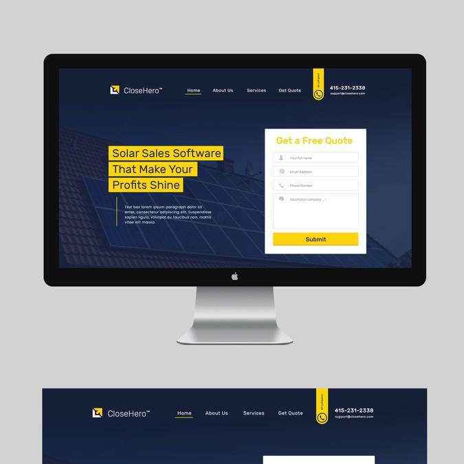 Winning design by NEX Solutions