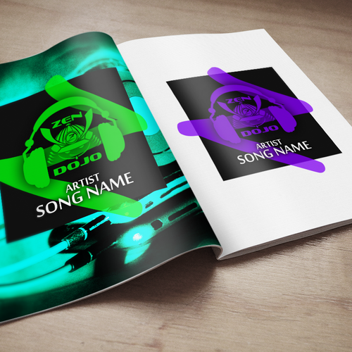 Runner-up design by INFINITY Design™