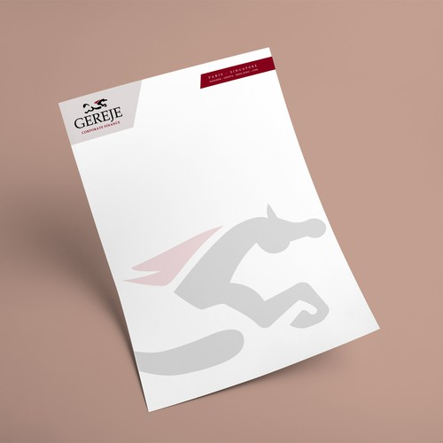 Runner-up design by Diego Garzon