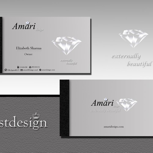 Runner-up design by Firstdesign Works™