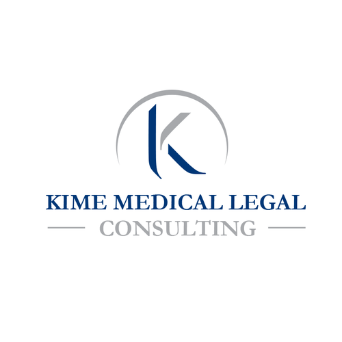 Kime medical legal consulting logo design contest for Medical design consultancy