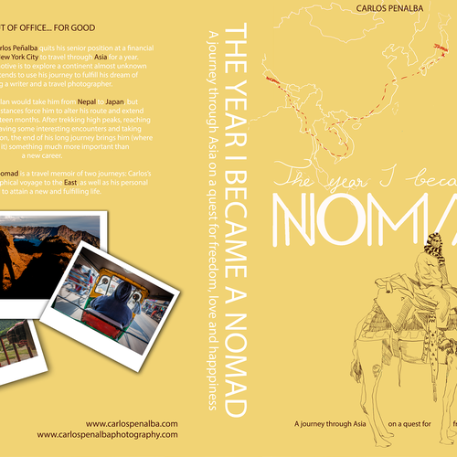 Runner-up design by Laurie Mouret