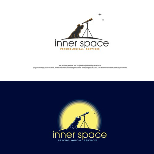 Design powerful, passionate and reflective logo and brand for innovative mental health for 20-40s Design by MarkoBo