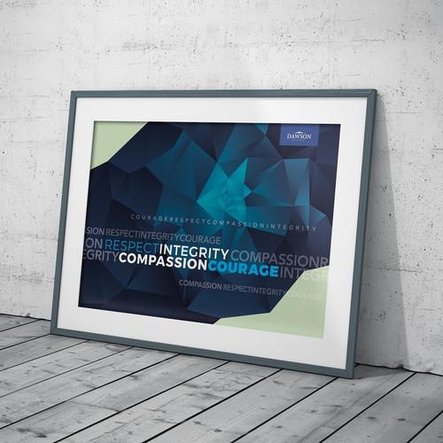 Runner-up design by A-Sz