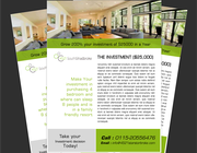 Brochure design by moinu33cu