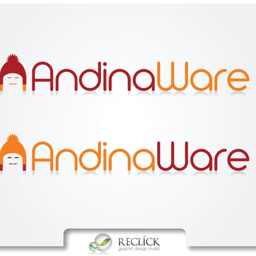 Runner-up design by Reclick