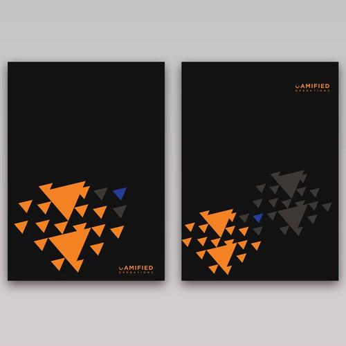 Ontwerp van finalist Creativedzine