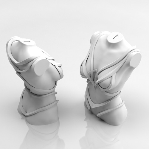 Diseño finalista de Momended