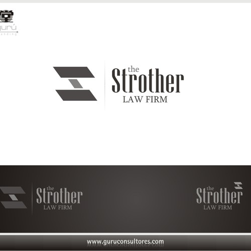 Runner-up design by Guru Branding