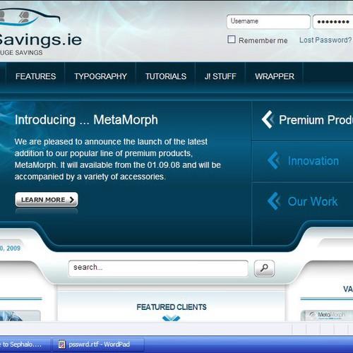 Ontwerp van finalist LogoDoc
