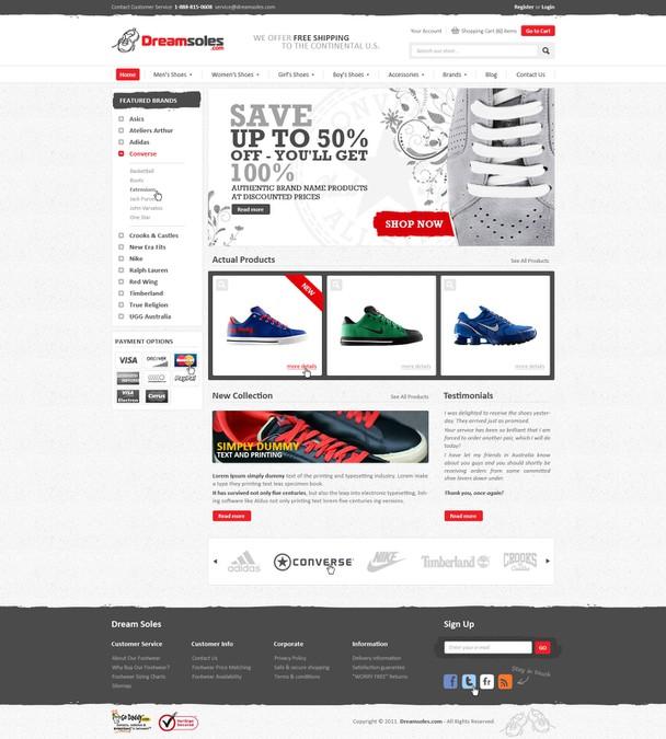 Design gagnant de egzote.com