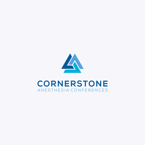 Cornerstone anesthesia conferences needs an eye catching for Cornerstone design