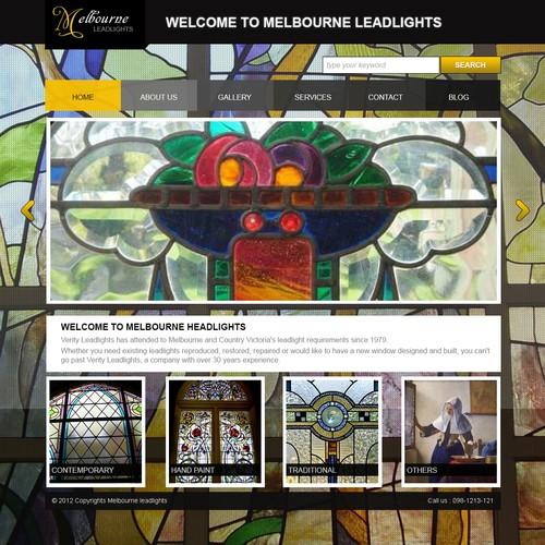Design finalista por Delegate2Win.org