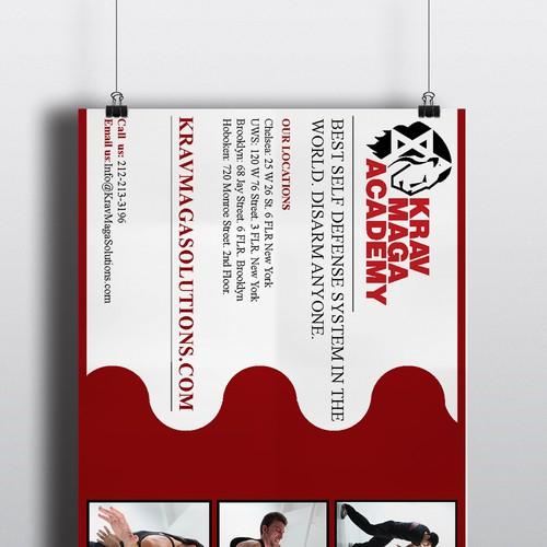 Runner-up design by Mileva