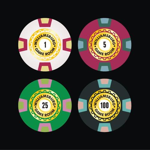 Runner-up design by GoldenPlover