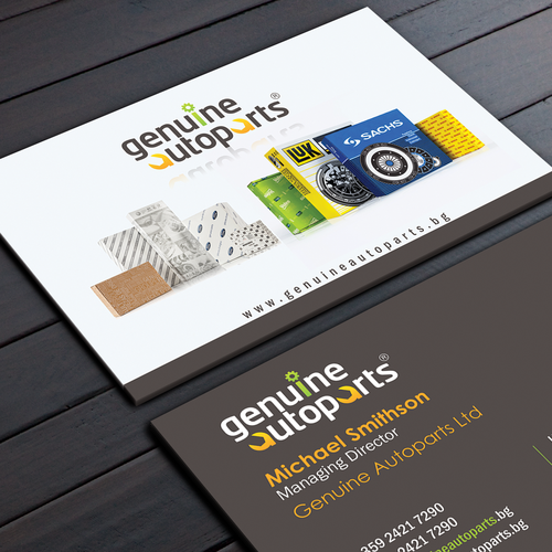 Re create a cool black background professional business card runner up design by poseidon ii reheart Gallery