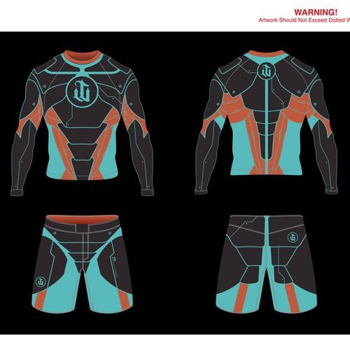 Runner-up design by kaleEVA