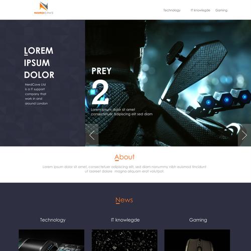 Runner-up design by Vishera