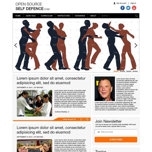 Runner-up design by golddiggeragency.com