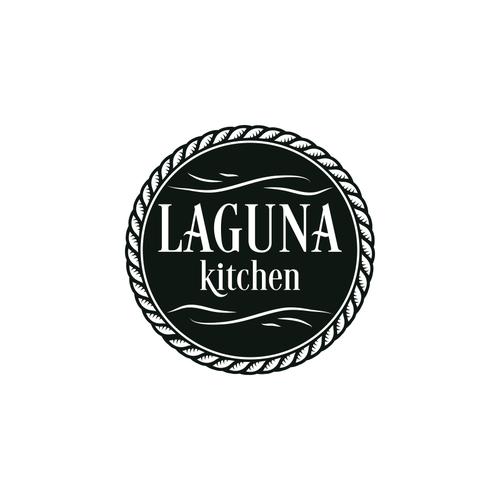 """Kitchen Design Logo: """"Laguna Kitchen"""" Logo"""