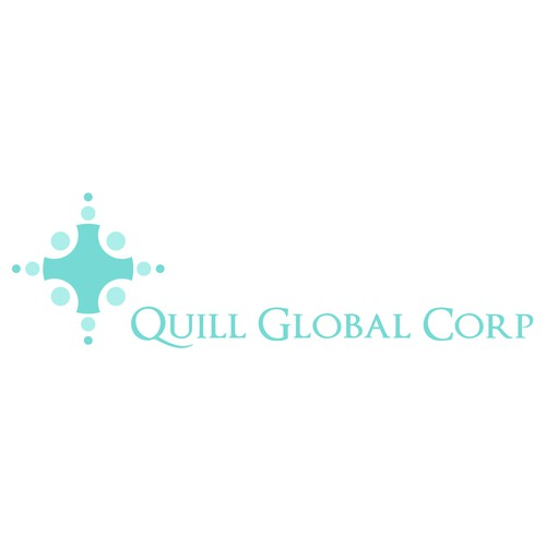 Global innovative medical company quill global corp logo for Global design firm