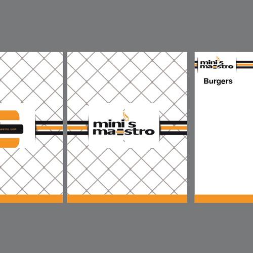Runner-up design by Takumi