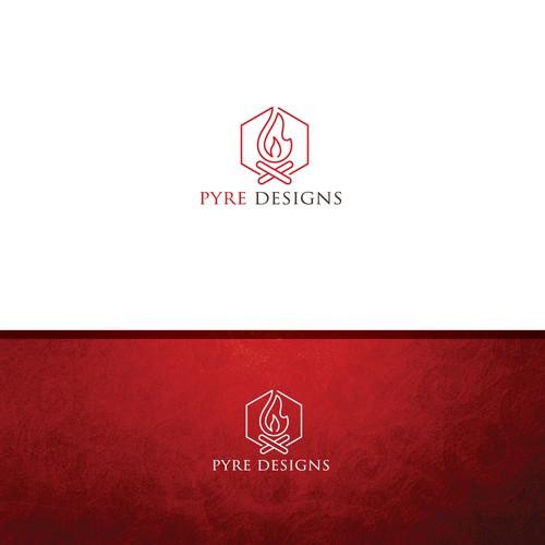 Runner-up design by overprint