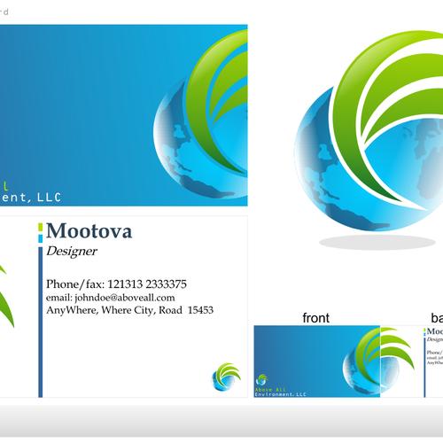 Ontwerp van finalist mootova