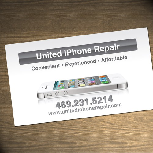 Iphone repair business card arts arts looking for several new business card templates iphone repair flashek Gallery