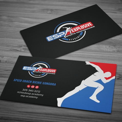 Sports Performance Company Has Logo But Needs Business