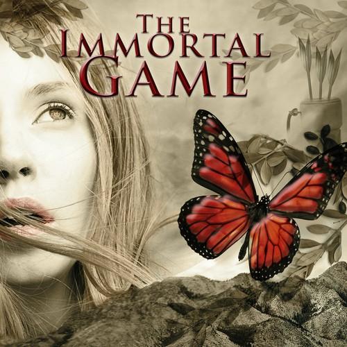 Paranormal Romance Book Cover Design : Unique book cover for suspenseful paranormal romance novel