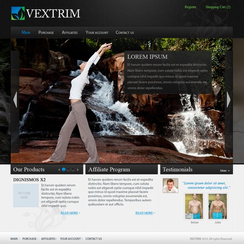 Design finalista por JuveraDesigns