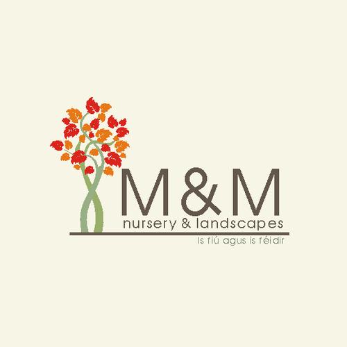 Logo For M Nursery Landscapes