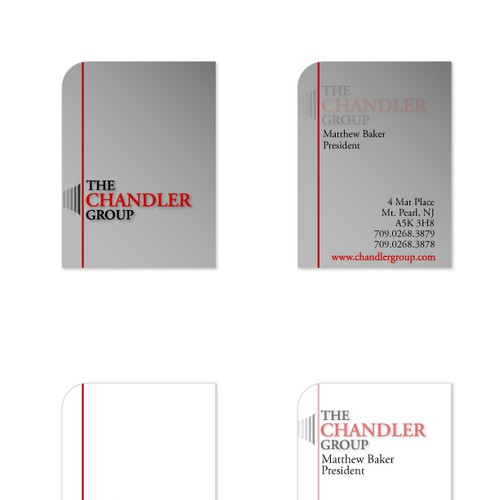 Runner-up design by GetGraphic