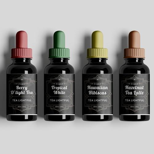 Ontwerp van finalist Ladybugs design