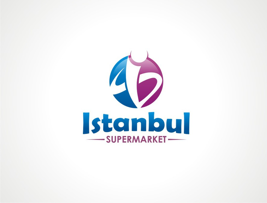 Logo for istanbul supermarket logo design contest Logo design competitions