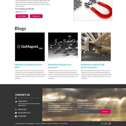 Ontwerp van finalist CreativeMon