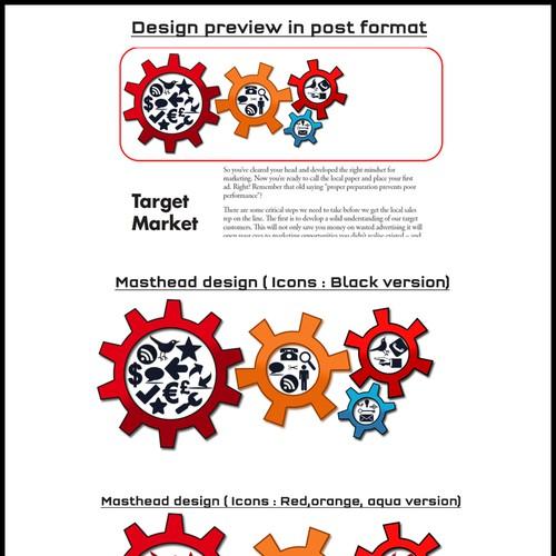 Diseño finalista de BossGFX