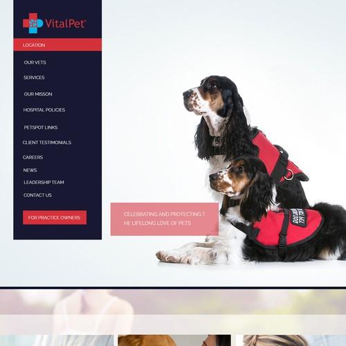 Zweitplatziertes Design von webserviceslab