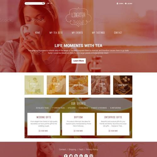 Runner-up design by dreaminfo